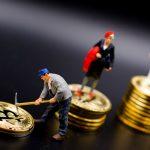 Доход биткоин- майнеров подскочил до $1 млн в час